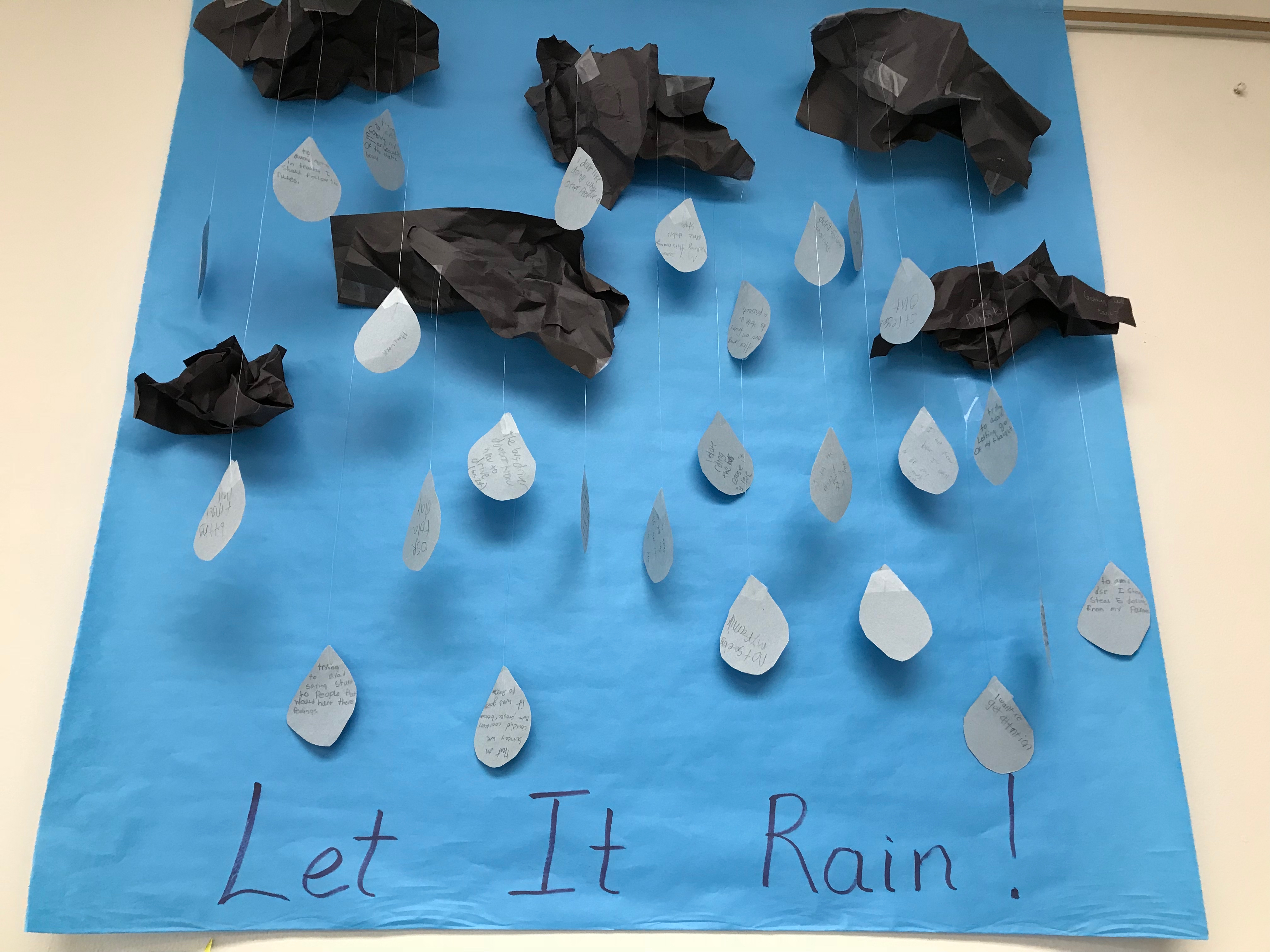 Day 46: Let it Rain