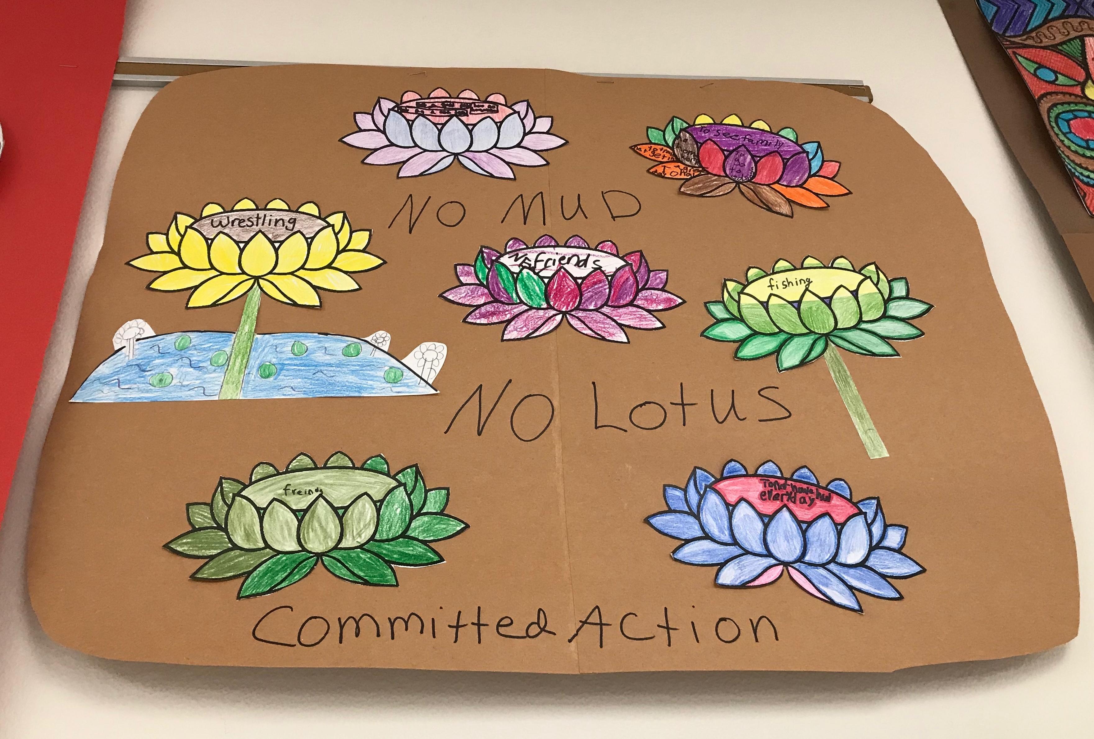 Day 19: No Mud, No Lotus