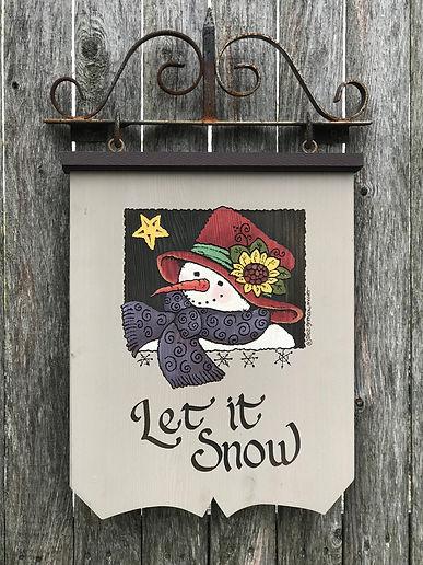 Lg S Let it Snow