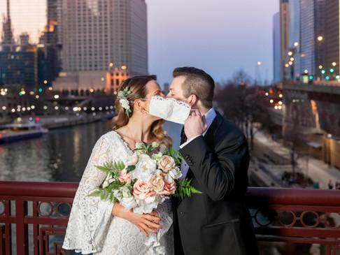 Ashley and Jonathan's Virtual Wedding