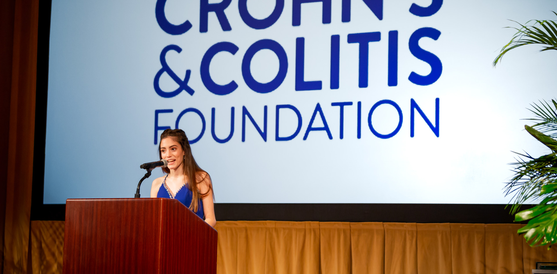 Crohns Colitis Foundation Gala
