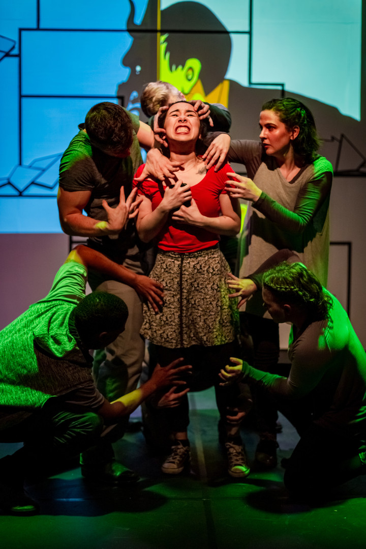 Trainman Photography Chicago Theatre Production Photos