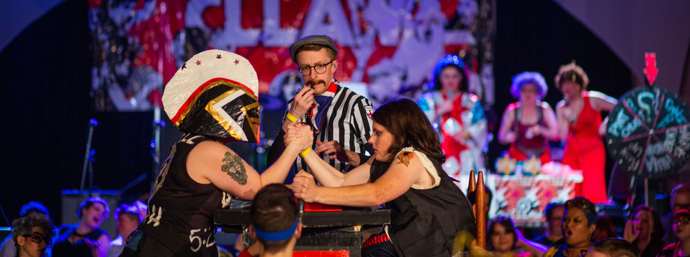 Chicago League of Lady Arm Wrestlers