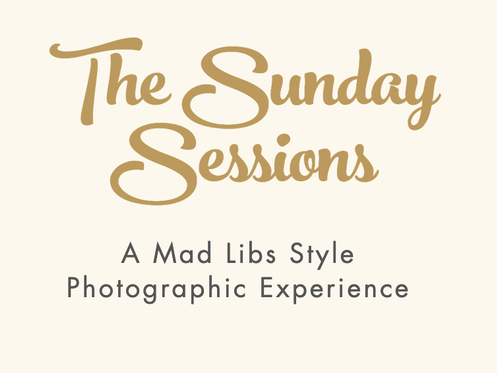 The Sunday Sessions Intro and Drawing