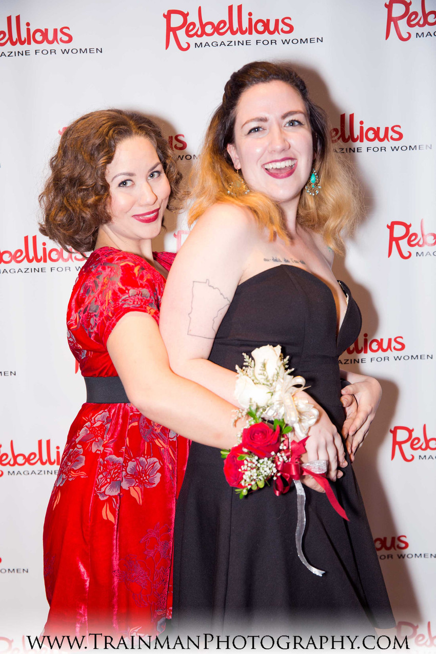 Rebellious Magazine Feminist Prom