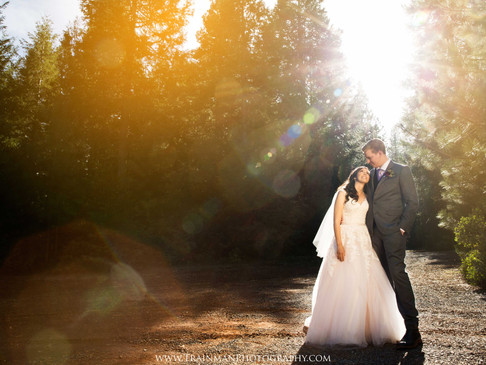 Jackie and Sterling's Foresthill Wedding