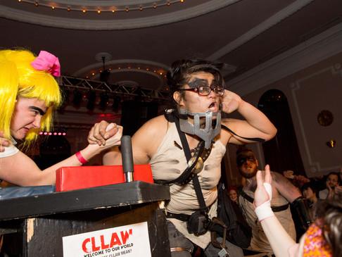 CLLAW XXIV - My Bloody CLLAW-entine