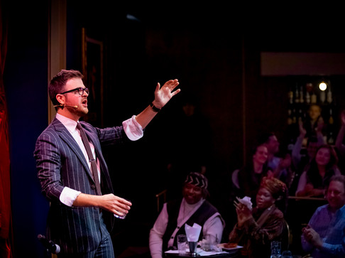 Ryan Plunkett - Chicago-Based Magician and Author