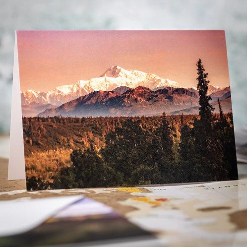Alaska Views - Set of Five Greeting Cards