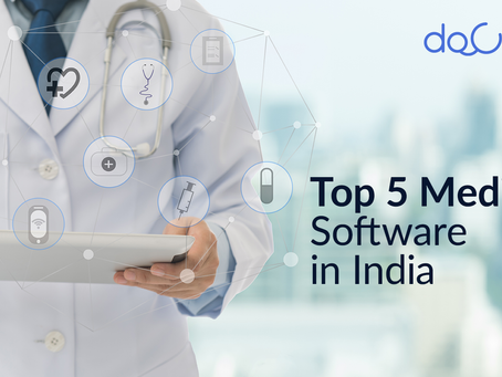 Top 5 Medical Software in India