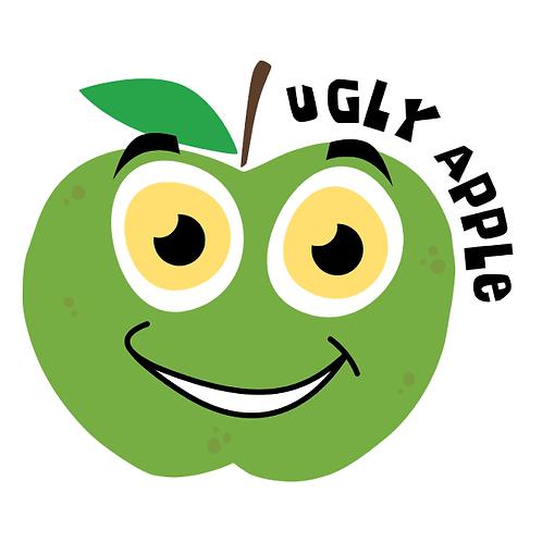 Ugly Apple Vegetable Lentil Stew