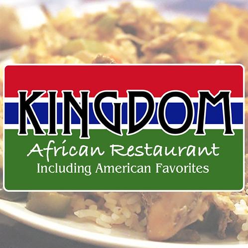 Kingdom Restaurant African Beef Soup