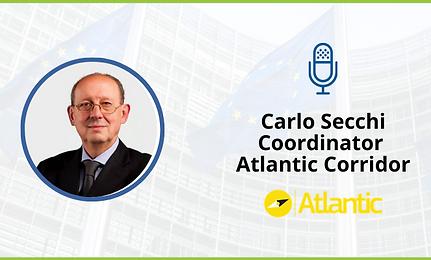 Carlo Secchi Coordinator Atlantic Corrid
