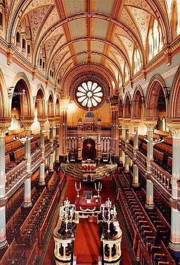 Princes Road Jewish synagogue, Liverpool