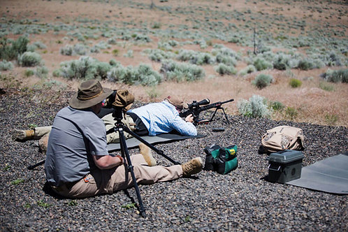 Long Range Precision Rifle 5 Day 9/15/21 - 9/19/21 Crowheart, WY