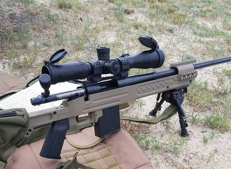 Gunsite  Precision Rifle 7 and Lucid Optics MLX