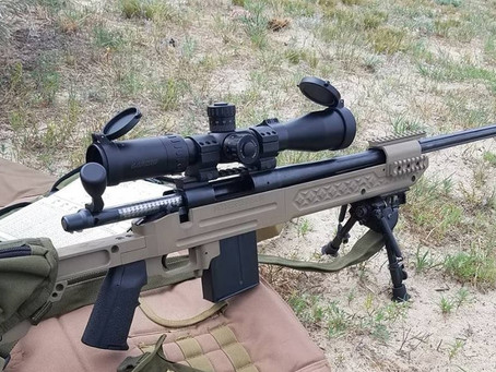 Gunsite  Precision Rifle 7 and Lucid Optics MLX