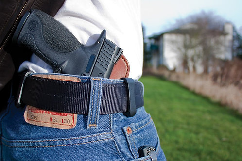 Concealed Carry and Home Defense