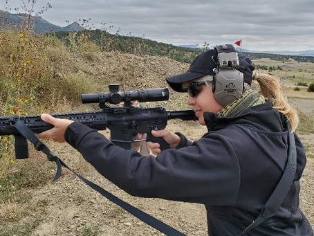 Lucid Optics Ballistic Summit at the NRA Whittington Center Sept. 26-30