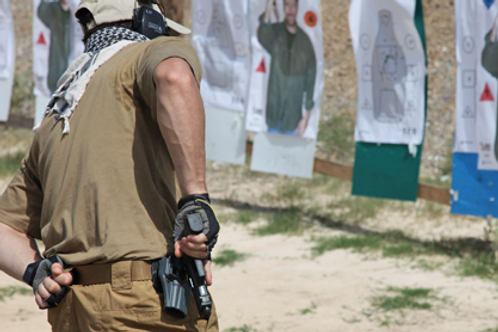 Advanced Pistol Application