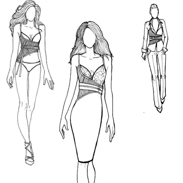 Fashion design..