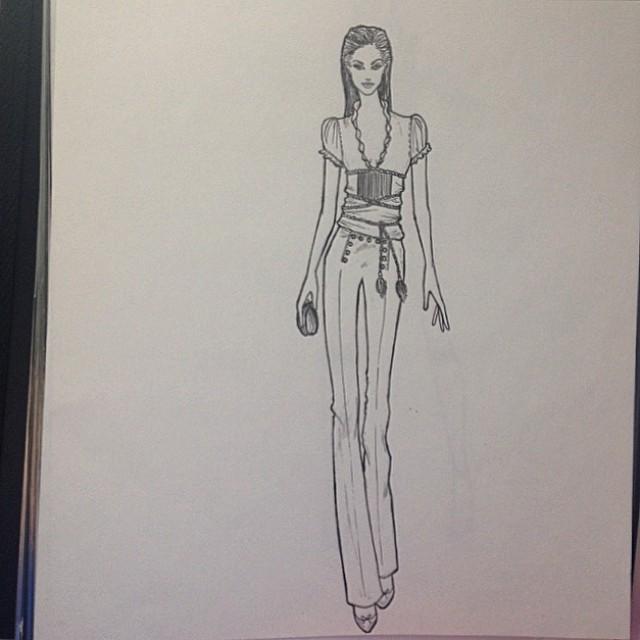 #fashion #fashiondesign #fashionillustration #coralynnarcandart #artist #dreamer #designer