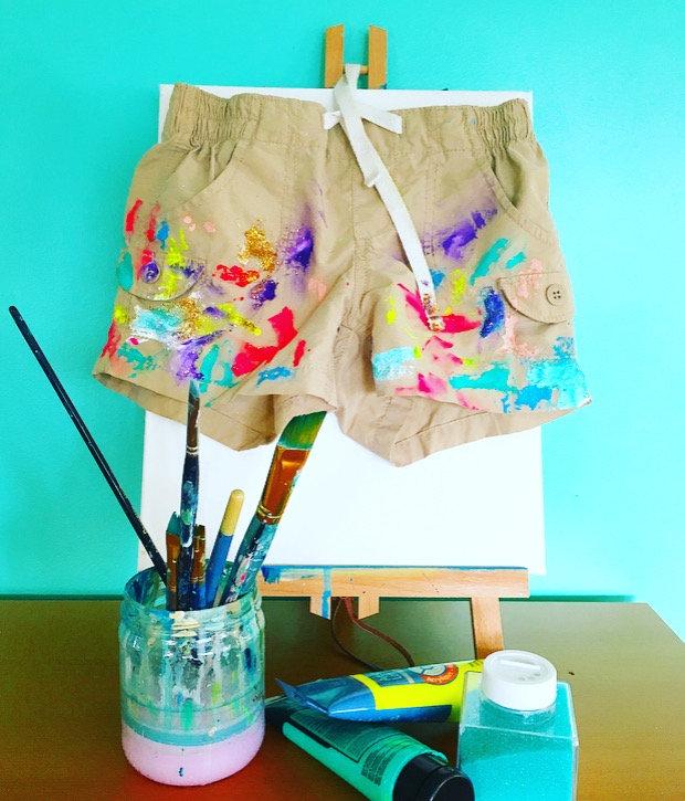 Kieki Paint pARTy Class