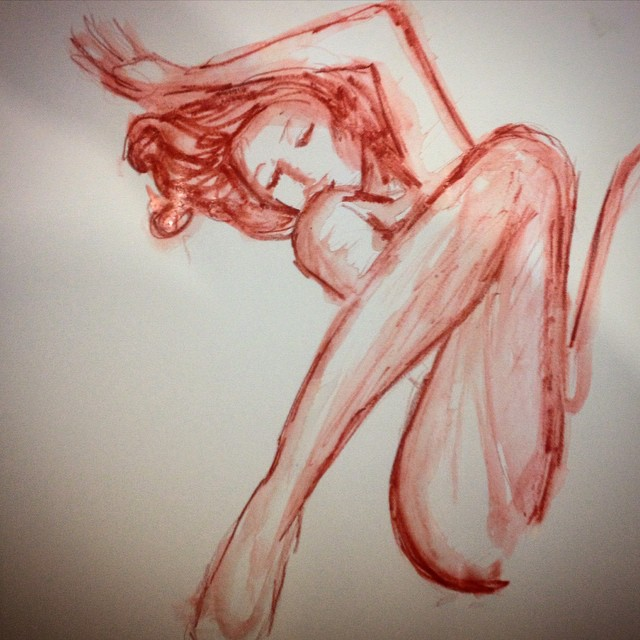 I want to take a figure drawing class