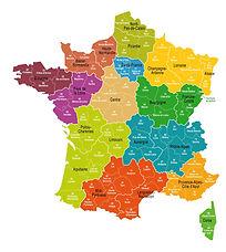 Stage, seminaire praticiens liste par département France