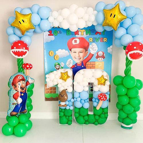 Mario themed