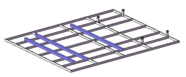 progettazione piano tenda da tetto auto