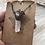 Thumbnail: Angel aura Quartz and labradorite copper necklace