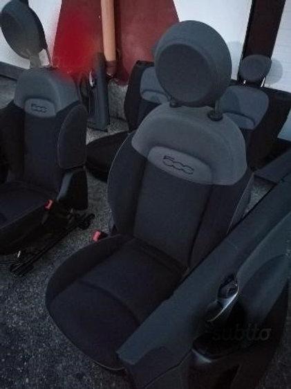 FIAT 500X 2012 - 2017 TAPPEZZERIA
