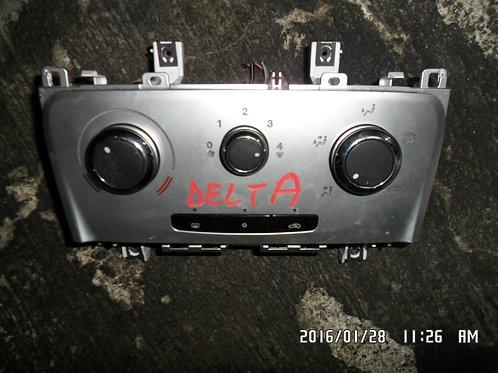 Tastiera clima Lancia Delta