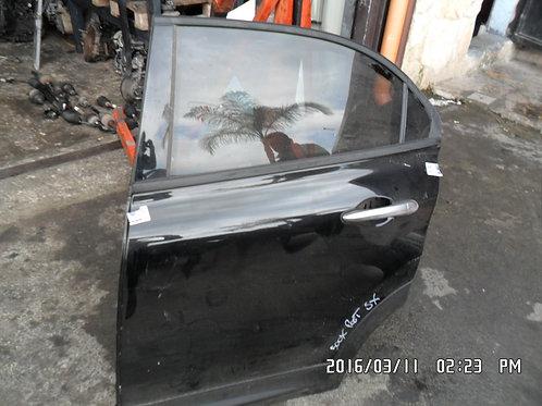 Fiat 500x porta posteriore sx