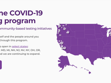 Get Tested for COVID-19 Project Baseline