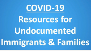 COVID-19 Resources for Undocumented Immigrants and Families