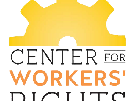 Coronavirus Resources from the Center for Workers' Rights