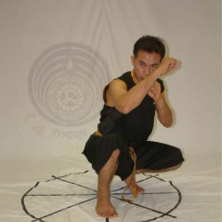 Grand Master Kru Preang