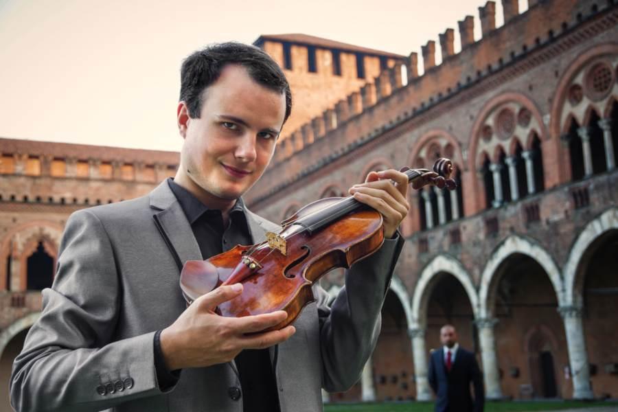 Lorenzo Meraviglia - Concertmaster