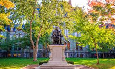 Ben Franklin Statue at Penn.jpg