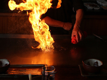 The Best Teppanyaki in Surfers Paradise for Your Valentine's Dinner