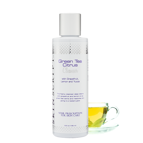 Green Tea Citrus Cleanser 6.5 Oz.
