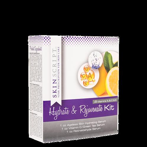 Hydrate & Rejuvenate Kit
