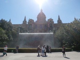 BARCELONA: SAYA JATUH CINTA