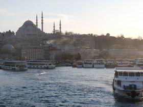 ISTANBUL: TURIS YANG MERASA PULANG