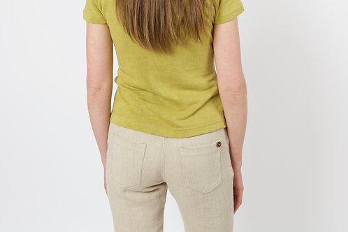 100% hemp jeans NATURAL