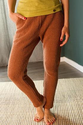 100% Hemp Knitted Pants