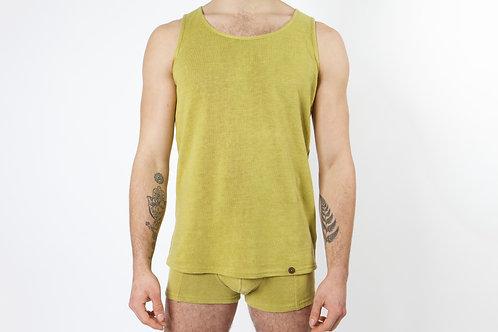 100% Hanf Unterhemd OREGANO