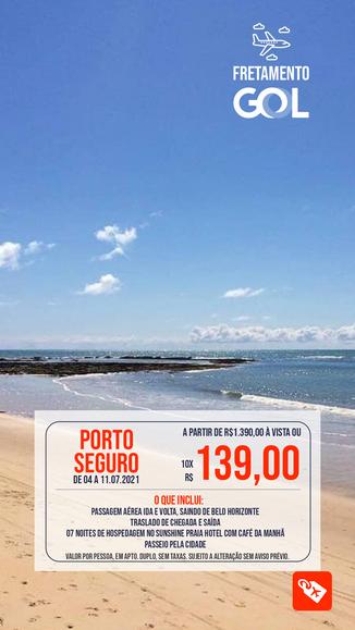 Porto Seguro 4Julho